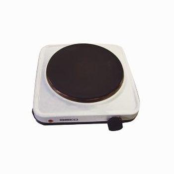 Elektrische kookplaat 1 bek