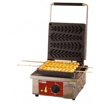 Lollywafel machine