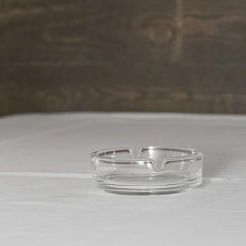 Asbak glas (afwas niet inbegrepen)