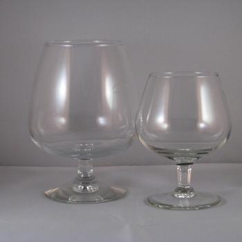 Cognacglas klein