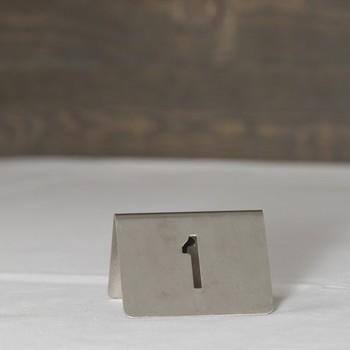 Tafelnummering