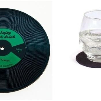 Onderzetter voor glas Vinyl