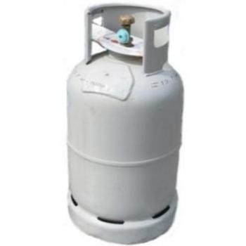 Gasfles propaan: 10,5kg - binnendraad (dagprijs)