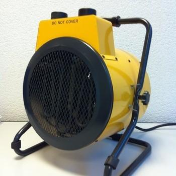 Warmelucht blazer elec. verbruik 3000 watt.