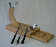 Hespenklem hout