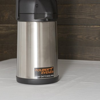 Koffie thermos rvs 2,2l