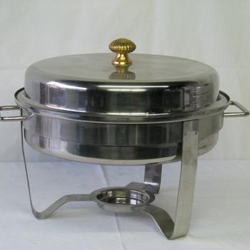 Tafel Bain-marie / Shaving-dish gastronorm rond