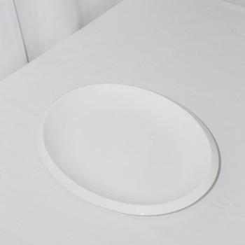 Bord ovaal/visbord 34cm
