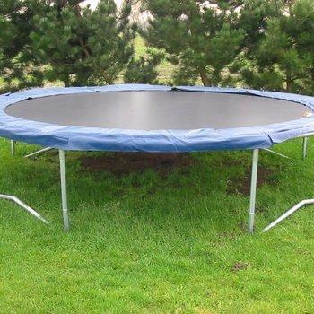 Trampoline 4,3m max. 170kg (weekenddag of feestdag)