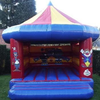 Circus 4,2m x 5,2m x 5,2m (b x h x l) (weekend)