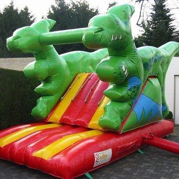 Dino 3,3m x 5,0m x 3,5m (b x h x l) (weekenddag of feestdag)