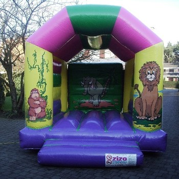 Jungle 3,10m x 3,60m x 3,25m (b x h x l) (weekenddag of feestdag)