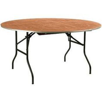 Ronde tafel diam. 150cm (max. 8 pers.)