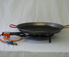 Paellabrander tafelmodel 40 pers.
