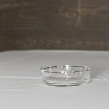 Asbak glas (afwas niet inbegrepen) per stuk